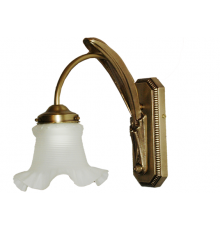 Solid Brass Wall Light 26