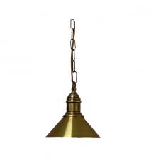 Solid Brass Pendant Light 14
