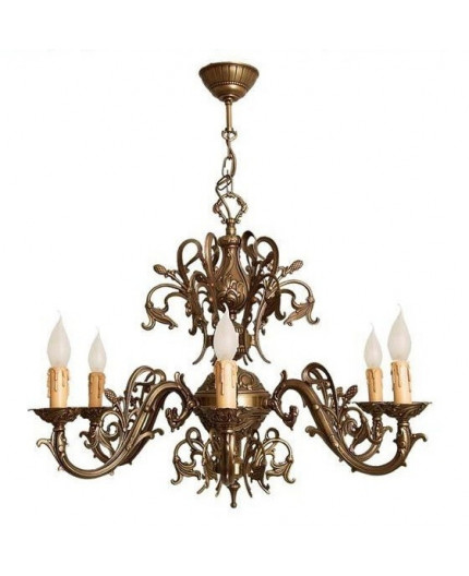 Solid Brass Pendant Light 18