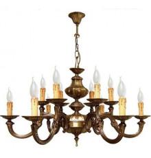Solid Brass Pendant Light 19