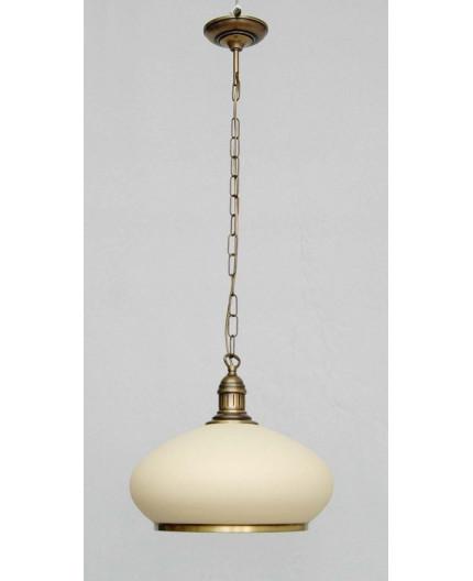 Solid Brass Pendant Light 20