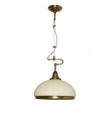 Solid Brass Pendant Light 21