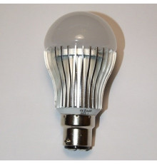 5W B22 240V LED Lamp, Globe Light Bulb, LED Lighting, Non-Dimmable
