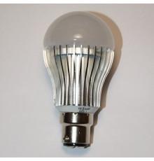 5W B22 240V LED Lamp, Globe Light Bulb, LED Lighting, Non-Dimmable
