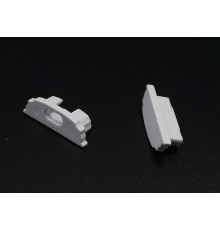 Extra / additional end cap for bendable LED profile O2