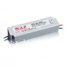 63W 1050mA Single Output Switching LED Power Supply, GPC-60-1050 , 5 years warranty