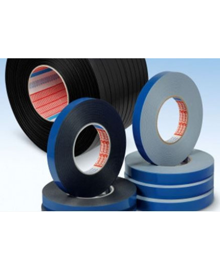 L 50m, Double sided PE foam tape for mounting LED profiles