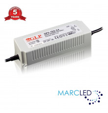 GPV-150-24, 144W 24Vdc Single Output Switching LED Power Supply, GL Power, 5 years warranty, TÜV certificate
