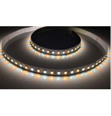 24VDC LED SMD2835 Flexible Strip CCT changeable 2700K-6500K, IP20, 5m a roll  (85W, 600LEDs)