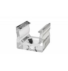 Mounting Clip (plastics, transparent) for LED aluminium channels K0