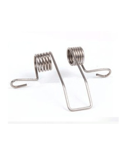 Mounting spring for ceiling LED aluminum profile C2