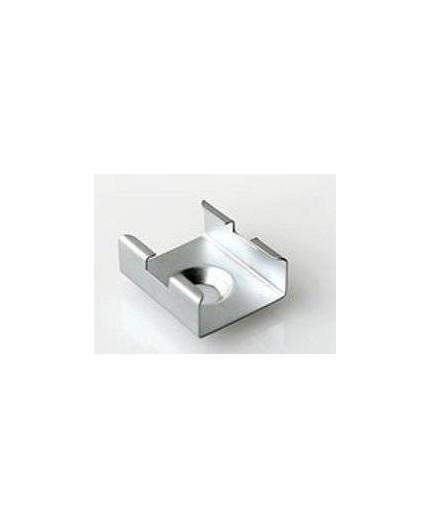 Metal mounting clip for P1, P2, PH2, P3, P4, LED profile