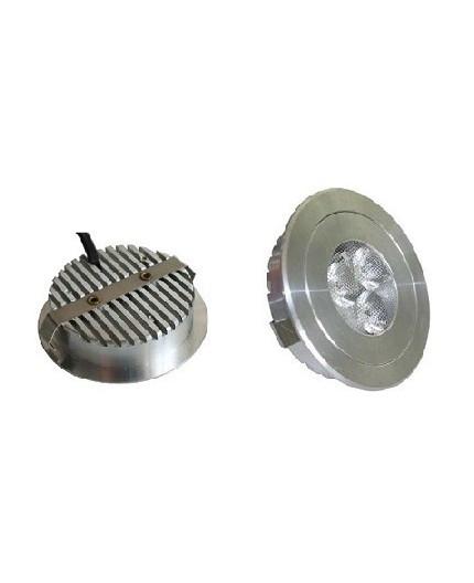 12Vdc 3W LED Under Cabinet Lights, CREE, Warm White, 202lm - iPuck(4)