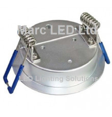 LED Under Cabinet Lights, CREE, 3W DC12V, Warm White, 202lm - iPuck(4)
