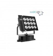24W LED Outdoor Spotlight, AC100-240V (50Hz/60Hz), IP65
