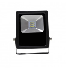 10W LED Outdoor Floolight, AC100-240V (50Hz/60Hz), IP65