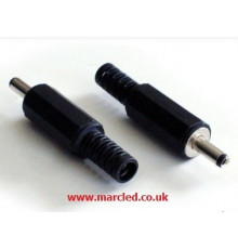 DC Power Plug 1.3 x 3.5 x 10mm