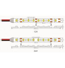 24VDC LED Flexible Strip RGB SMD5050, 14.4W/m, 60 LEDs/m, IP20, 5m (72W, 300LEDs)