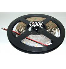 12VDC LED Flexible Strip 4000K-4500K SMD5050, IP20, 5m (36W, 150LEDs), natural white