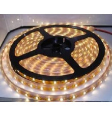 LED Flexible Tape (strip) 2700K SMD3528 12VDC 60 LEDs/m, IP66, 5m  (5000mm)