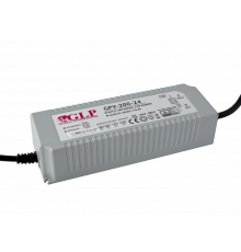 GPV-200-12, 192W 12Vdc Single Output Switching LED Power Supply, GL Power, 5 years warranty, TÜV certificate
