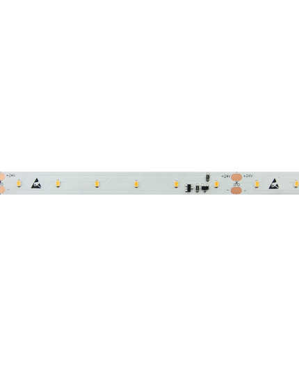 24VDC LED tape, ultra warm white 2200K, CRI90+, 4.8W/m, 60LED/m, IP20, 5m (24W, 300 LED), SMD2016