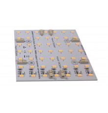 Samsung SMD5630 LED Module, 24Vdc, 10W, 100mmx100mm, 3000K, CC (constant current version)