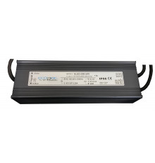 12Vdc, 200W, 0-10V / Potentiometer / 10V PWM dimmable LED driver ELED-200-12V