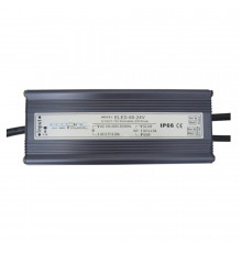 60W, 0-10V / Potentiometer / 10V PWM dimmable LED driver ELED-60-24V