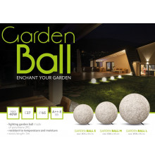 Garden Ball L, Outdoor Light