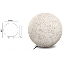 Garden Ball XL, Outdoor Light