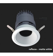 LED downlight, GECO MINI 90 10W / 800 lm, IP20