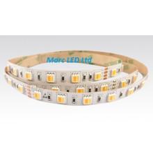 12VDC Fresh Food LED Strip SMD5050, IP54, 5m (72W, 300LEDs)
