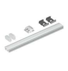 24Vdc 9W LED Cabinet Light, 2700K (warm white), 600mm, Mini Link
