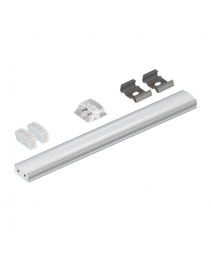 24Vdc 9W LED Cabinet Light, 2700K (warm white), 600mm, Mini Link