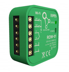 Wi-Fi 2-channel control module, Supla