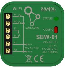 SBW-01 Wi-Fi Gate control module, Supla