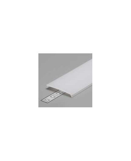 C3 & C4 extra cover / diffuser for LED profile, 1m / 1000mm