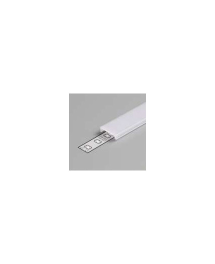 C1, S1, S2, W1, ARCH1, WAY1 extra opal diffuser / cover for LED profile, 2m / 2000mm