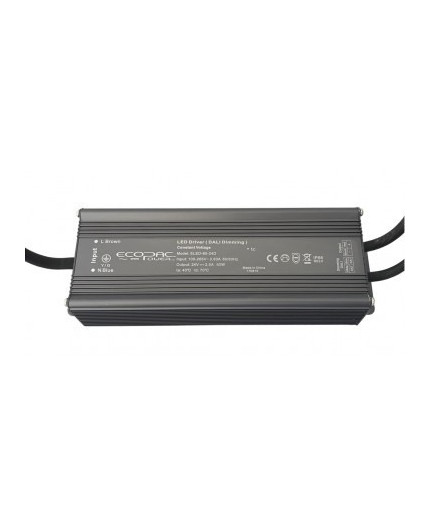 24Vdc 60W DALI dimmable LED driver, ELED-60-24D