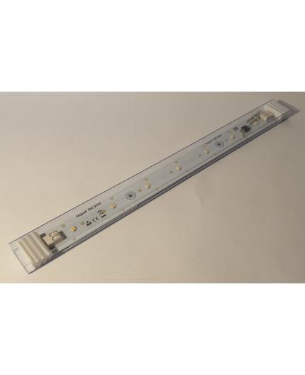 120 Degree SMD2835 Light Bar, CRI(Ra)≥90, 24Vdc, 7.2W, 250mmx20mm, 6000K, CC (constant current version)
