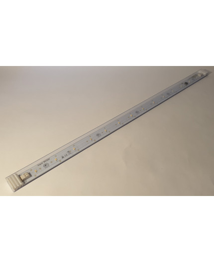 120 Degree SMD2835 Light Bar, CRI(Ra)≥90, 24Vdc, 14.4W, 500mmx20mm, 2700K, CC (constant current version)