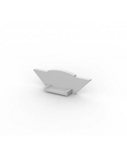 EW3 extra end cap for LED aluminium profile