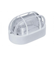 5W 4000K 580lm OVAL-7040 STYL LED Light Lamp IP54, plastic cage, glass cover