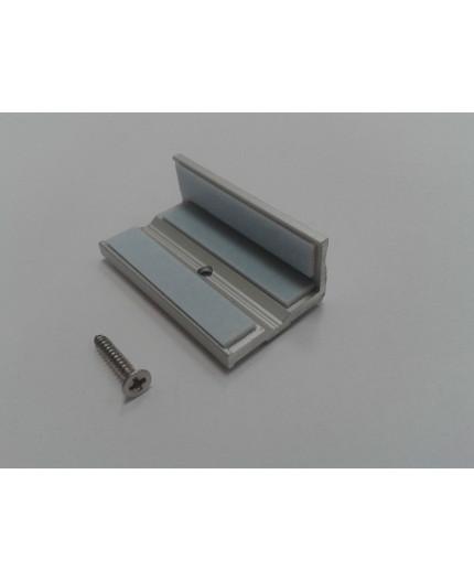 Bracket - L-Shape - for MINI LED aluminium profiles