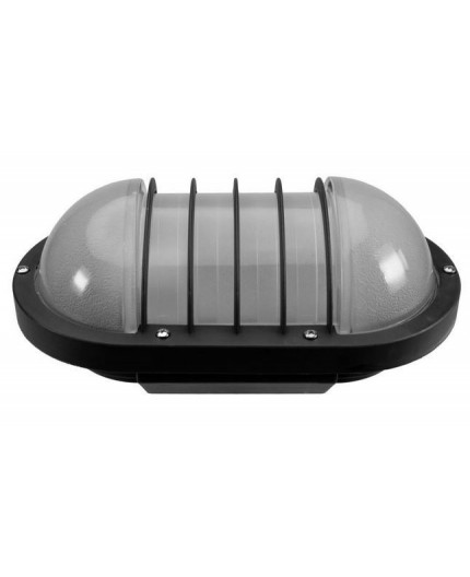 POLO XL Ceiling / Wall / Corner Light Lamp,  ES / E27, max. 100W, IP54, plastics cage, glass cover