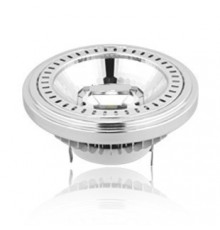 15W AR111 G53 12V LED Spot Lamp Warm White Non-dimmable 20Degree