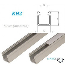LED aluminium profile KH2