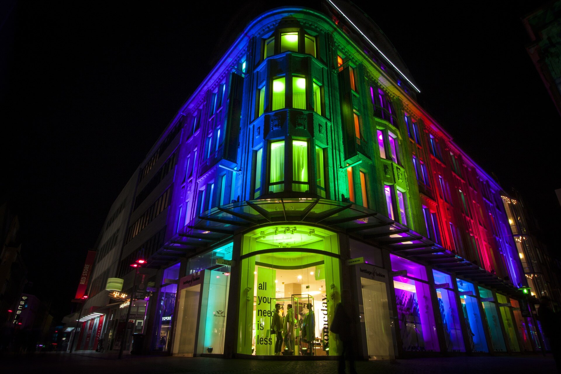 Guide to LED Architectural Lighting