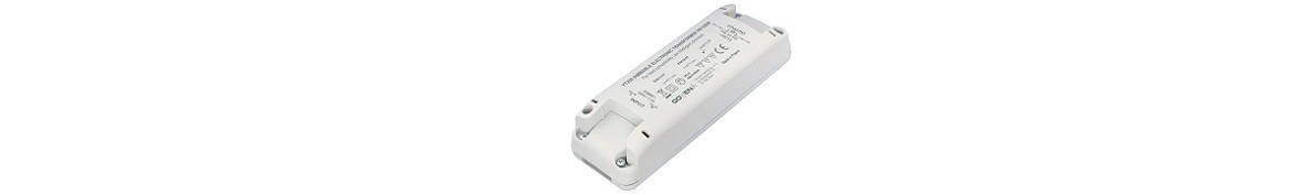 Dimmable Electronic Transformers - low voltage, 12V